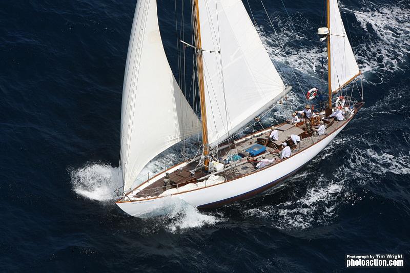 Classic Yacht Peter von Seestermühe